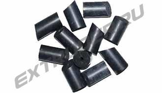 Резиновые насадки Ø40х70 мм