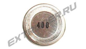 Rupture disc Reinhardt Technik 40182600, 400 bar