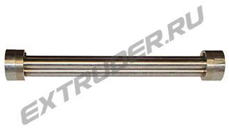 """Kompaktmischer """"LUX"""", rostfrei, 3 Spiralen 13x1,0 mm"""