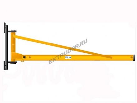 Поворотный настенный кран WSK LV-250