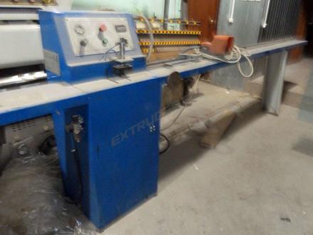 Circular saw for aluminum profile bars Stefiglass TGP 1705