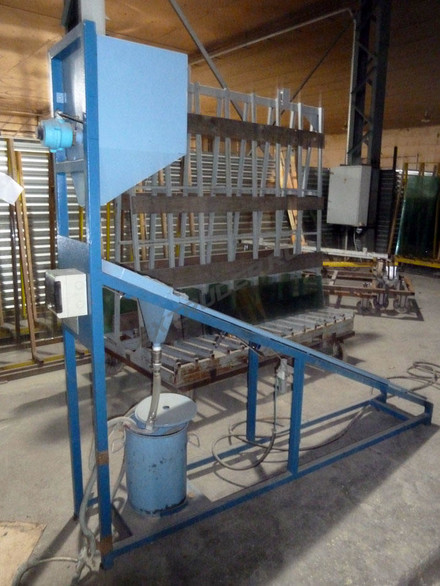 Desiccant Filling Machine Stefiglass CS 1706