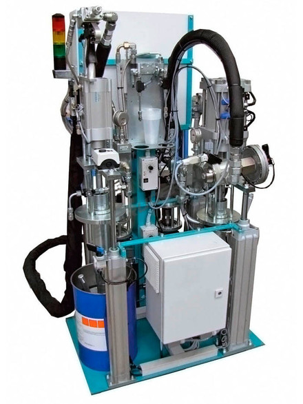 TSI mastermix gear easy compact