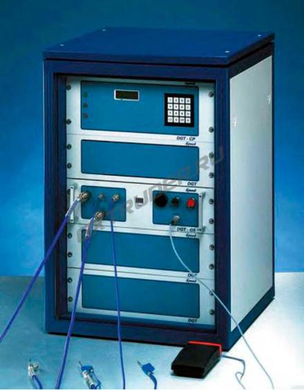 DGT SPEEDLINE 70 / 100 / 150 – I / II Gasfüllgerät