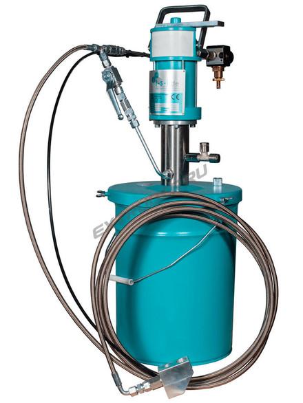 TSI purging pump