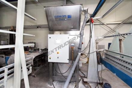 GLASTECHNIK HOLGER KRAMP CLEAN 20 SPS-VISU